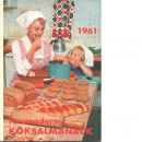 Husmoderns köksalmanack 1961 - Red.