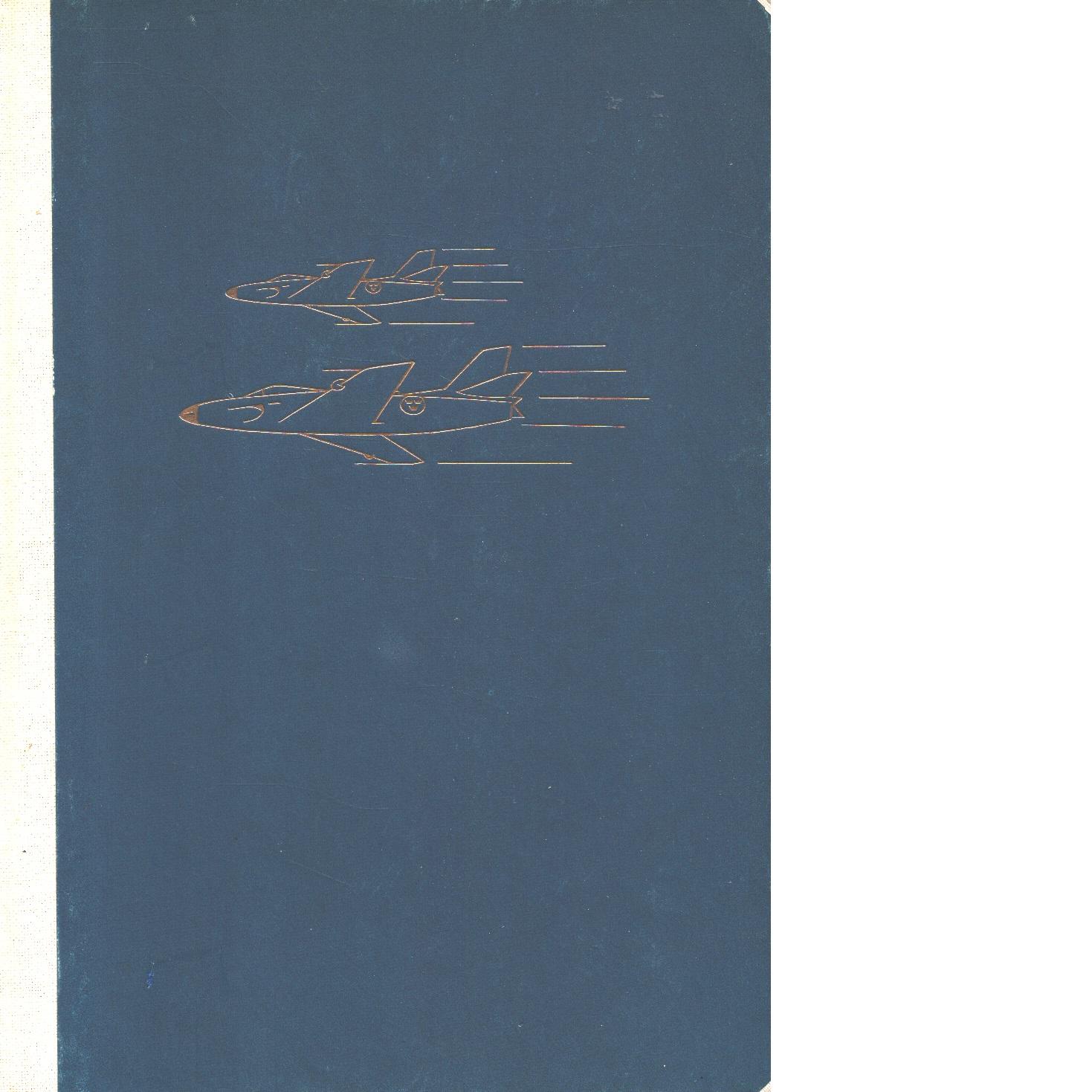 Ett år i luften : flygets årsbok 1958 - Red.