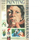 The painting and drawing course - Red.