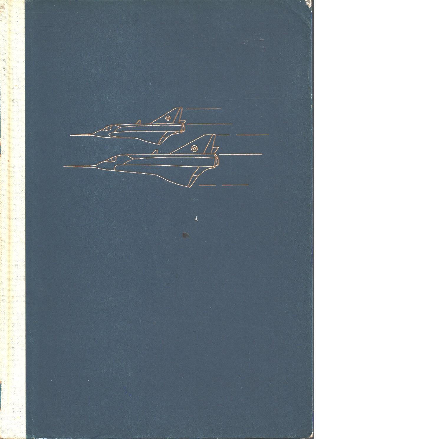 Ett år i luften : flygets årsbok 1957 - Red.