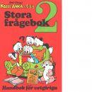 Kalle anka & c:o´s stora frågebok. handbok för vetgiriga - Disney, Walt