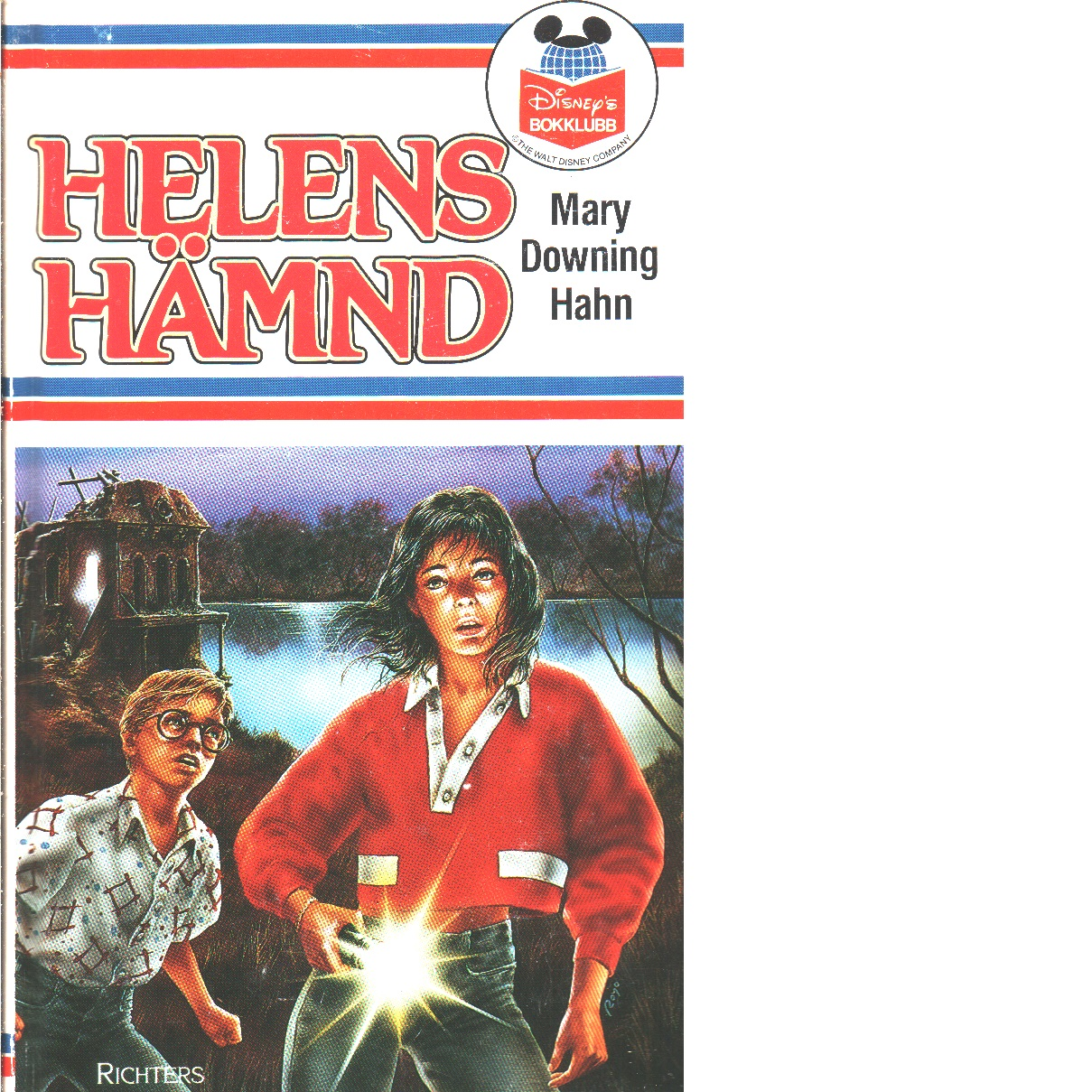 Helens hämnd - Hahn, Mary Downing