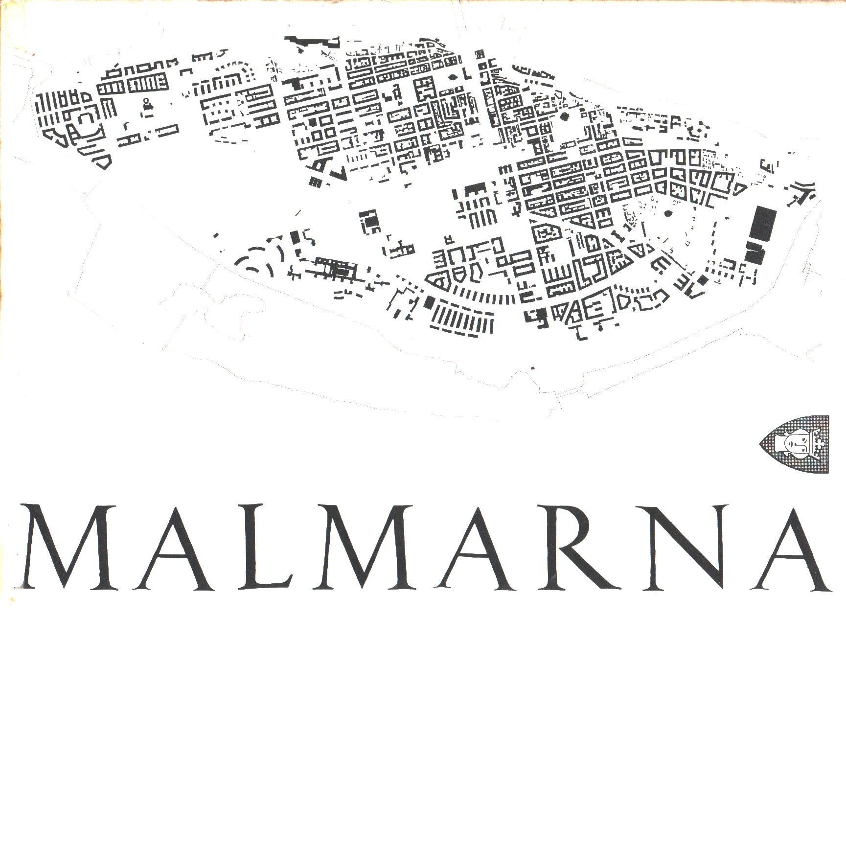Malmarna Del 1+2 : en byggnadshistorisk undersökning utförd på uppdrag av Stockholms stads byggnadsnämnd - Bergquist, Göran Och Malmquist, Sune