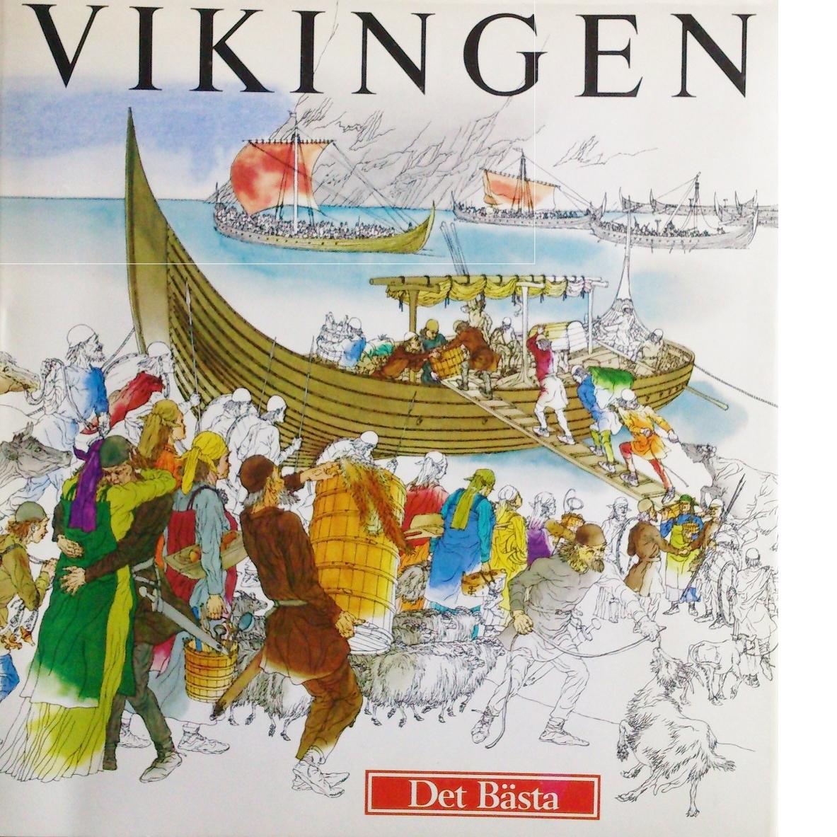 Vikingen - Red. Cagner, Ewert