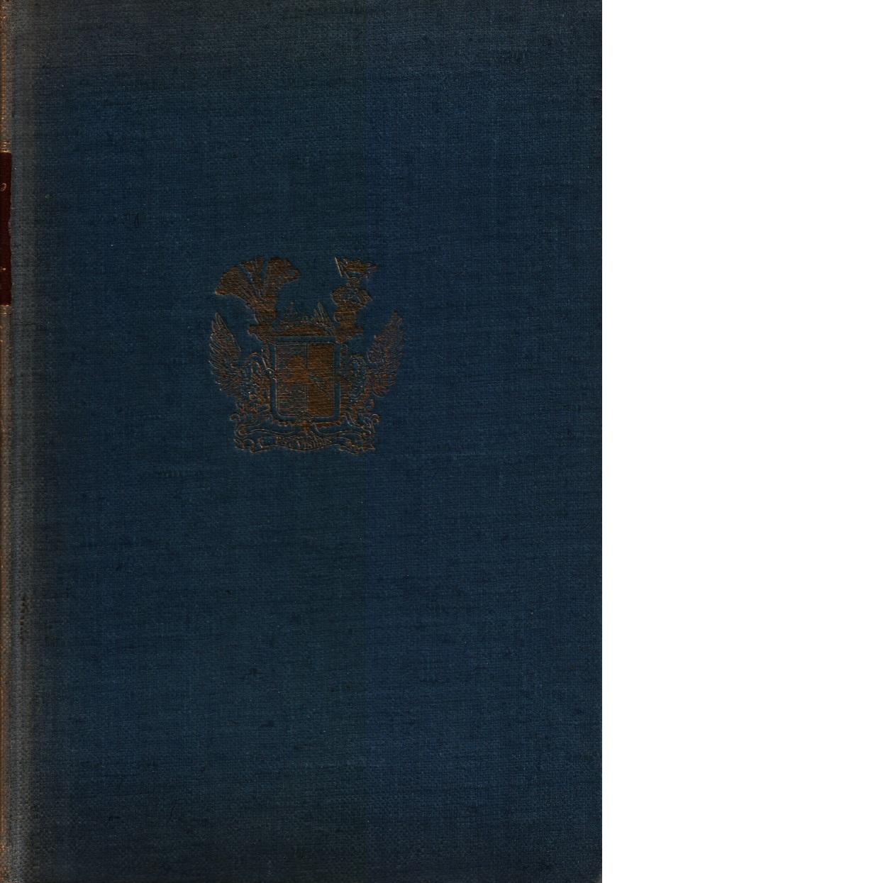 En gustaviansk ädlings ungdomshistoria : några anteckningar av och om Gustaf Adolf Reuterholm : med illustrationer - Forsstrand, Carl