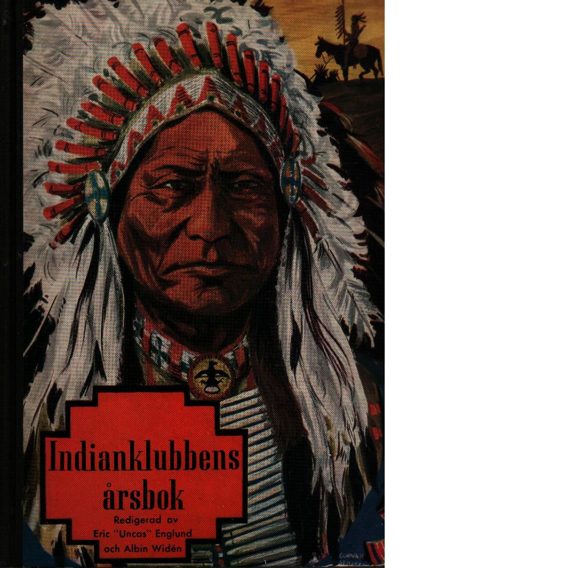 Indianklubbens årsbok 1961 - Red.
