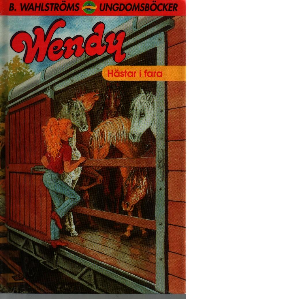 Hästar i fara - Franciskowsky, Hans G.