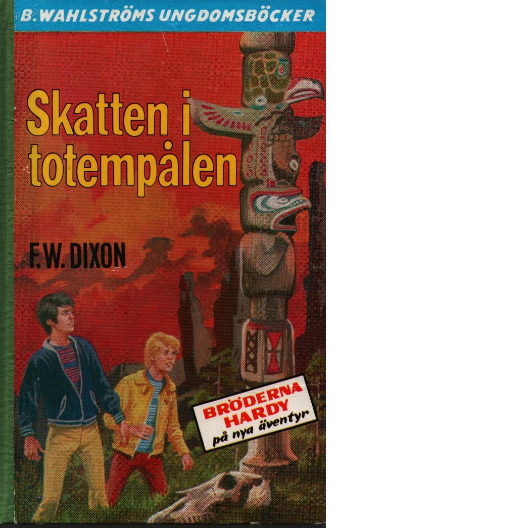 Skatten i totempålen - Dixon, Franklin W.
