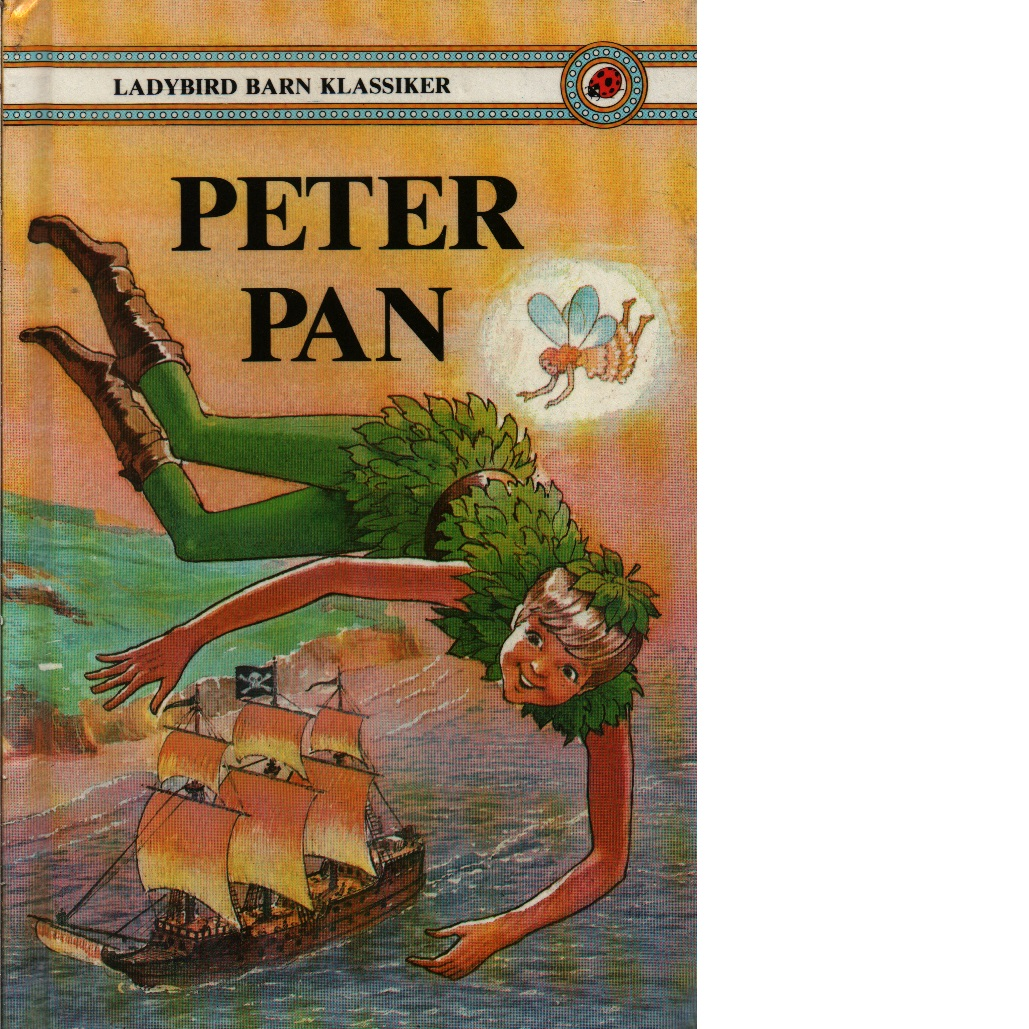 Peter Pan - Red.