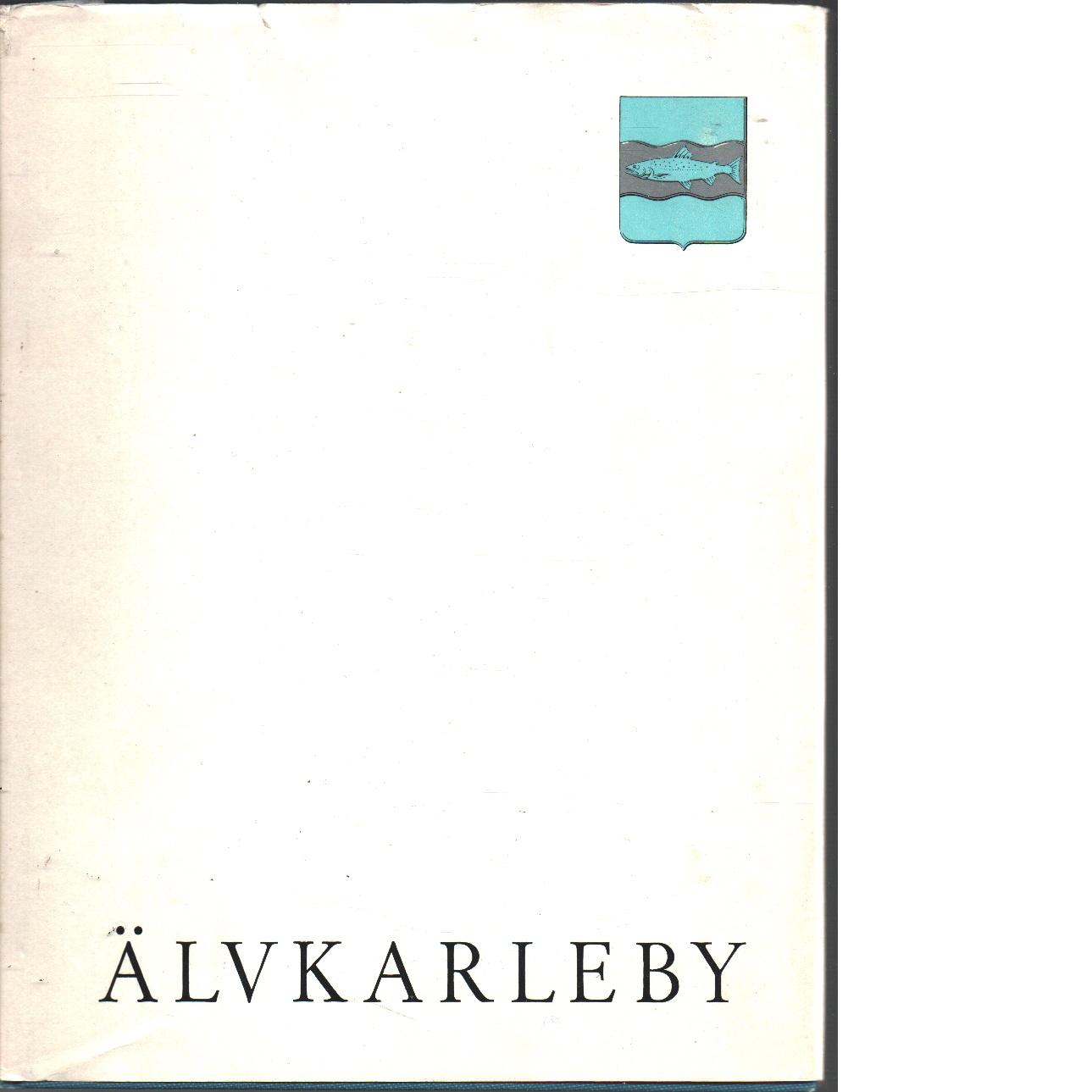 Älvkarleby - Sandén, A.N.