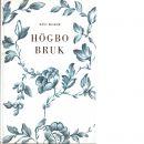 Högbo bruk - Beskow, Hans