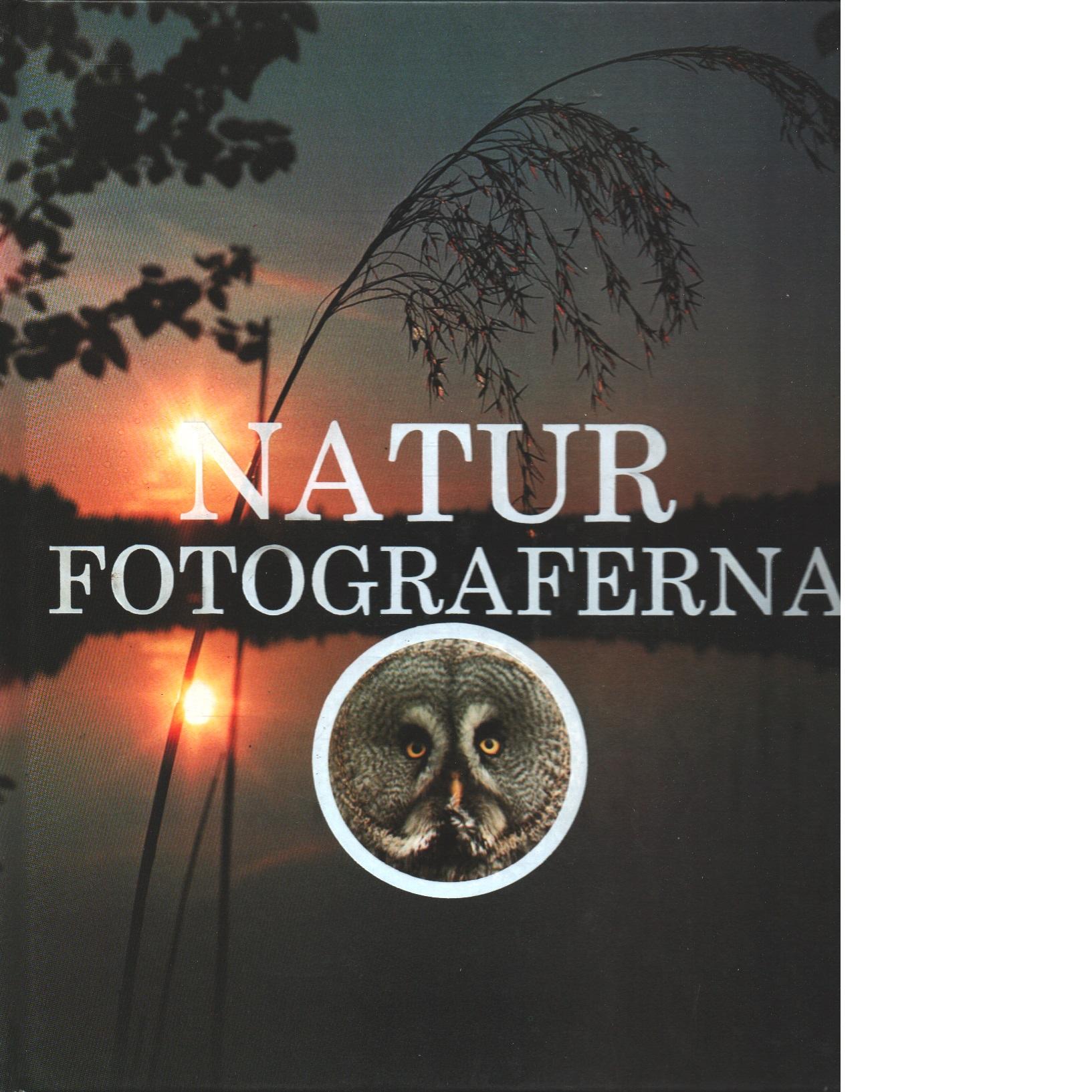 Naturfotograferna - Red.