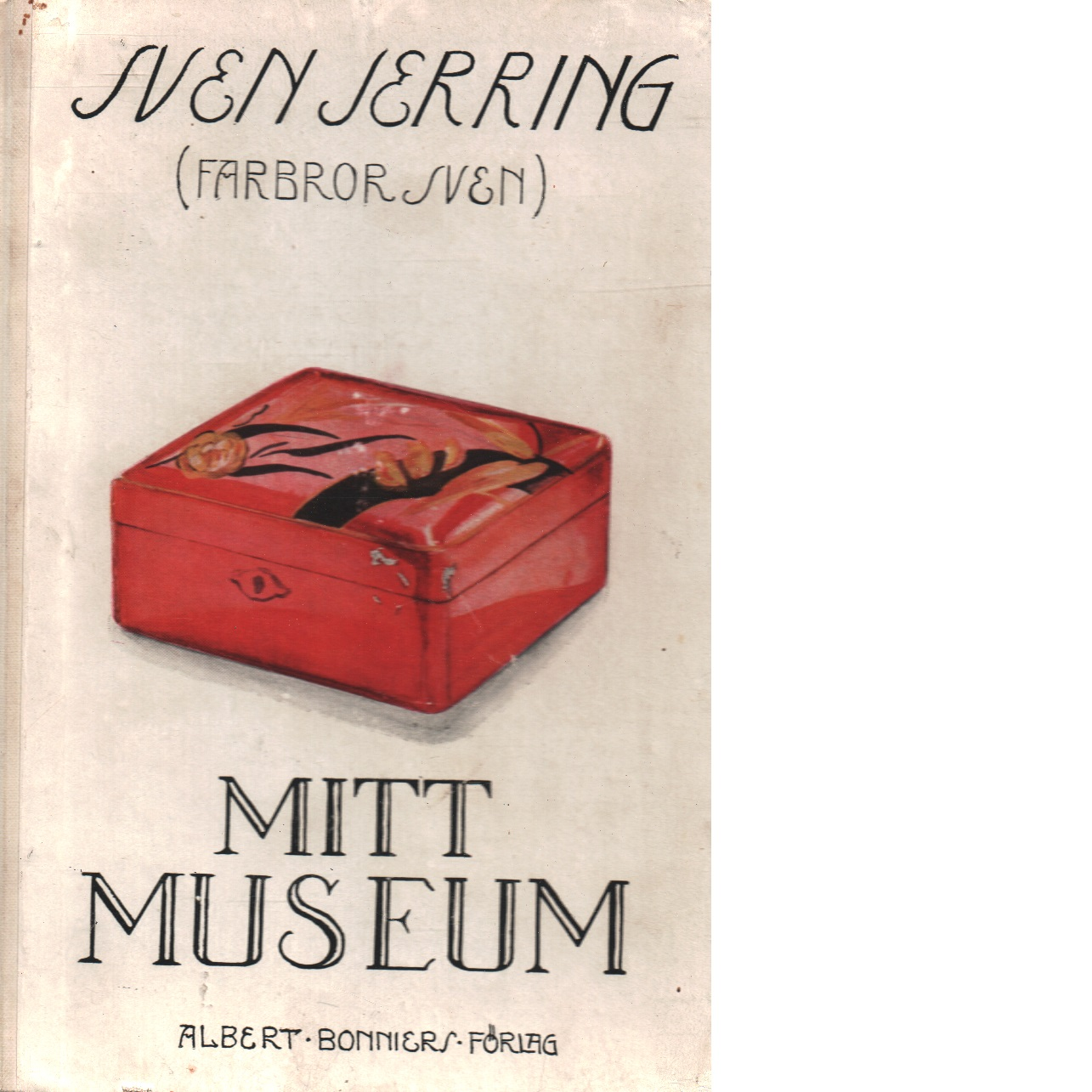 Mitt museum - Jerring, Sven