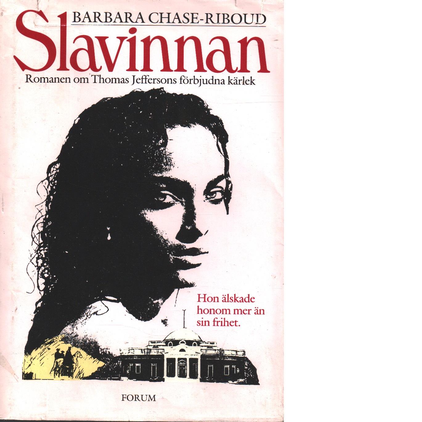 Slavinnan - Chase-Riboud, Barbara