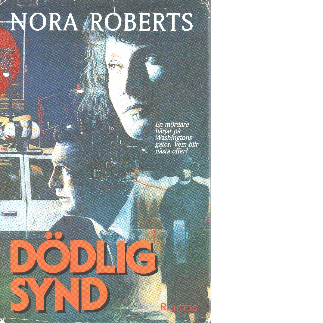 Dödlig synd - Roberts, Nora