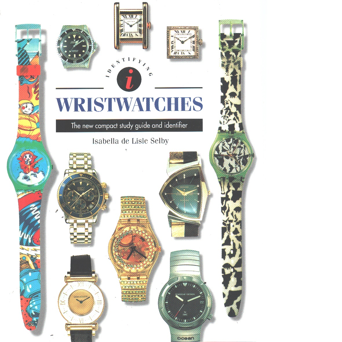 Identifying wristwatches - De L. Selby, Isabella