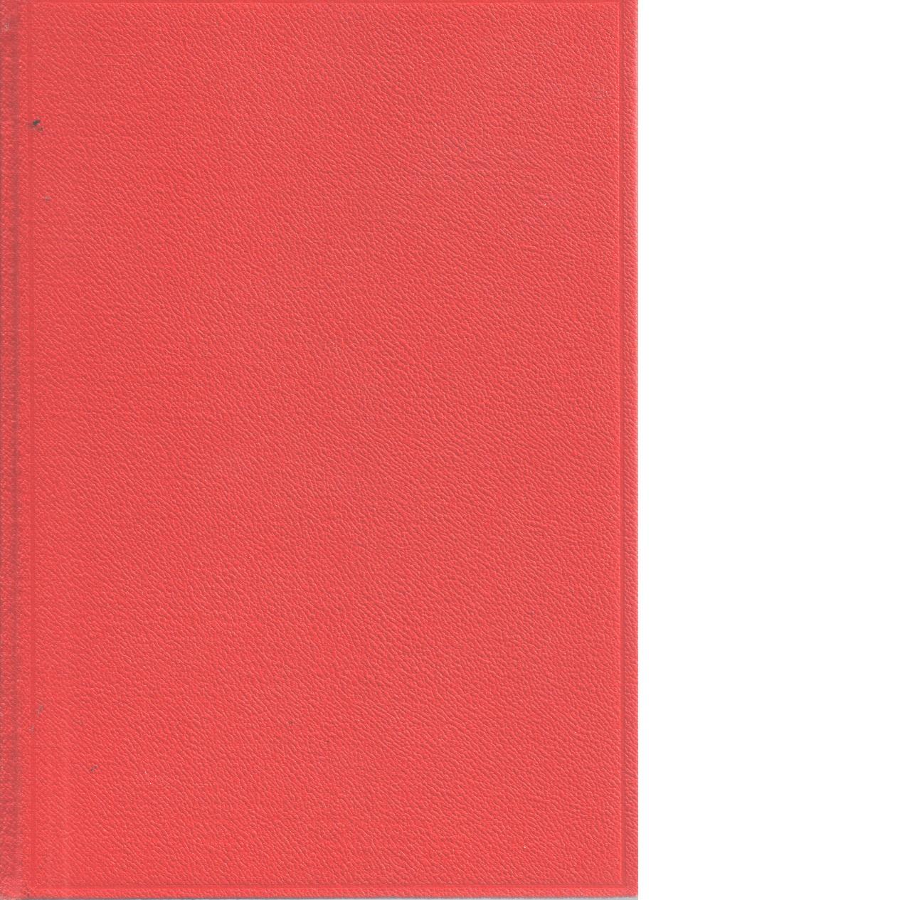 Teknik och hobby Bd 4 M-R - Red.