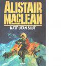 Natt utan slut - MacLean, Alistair
