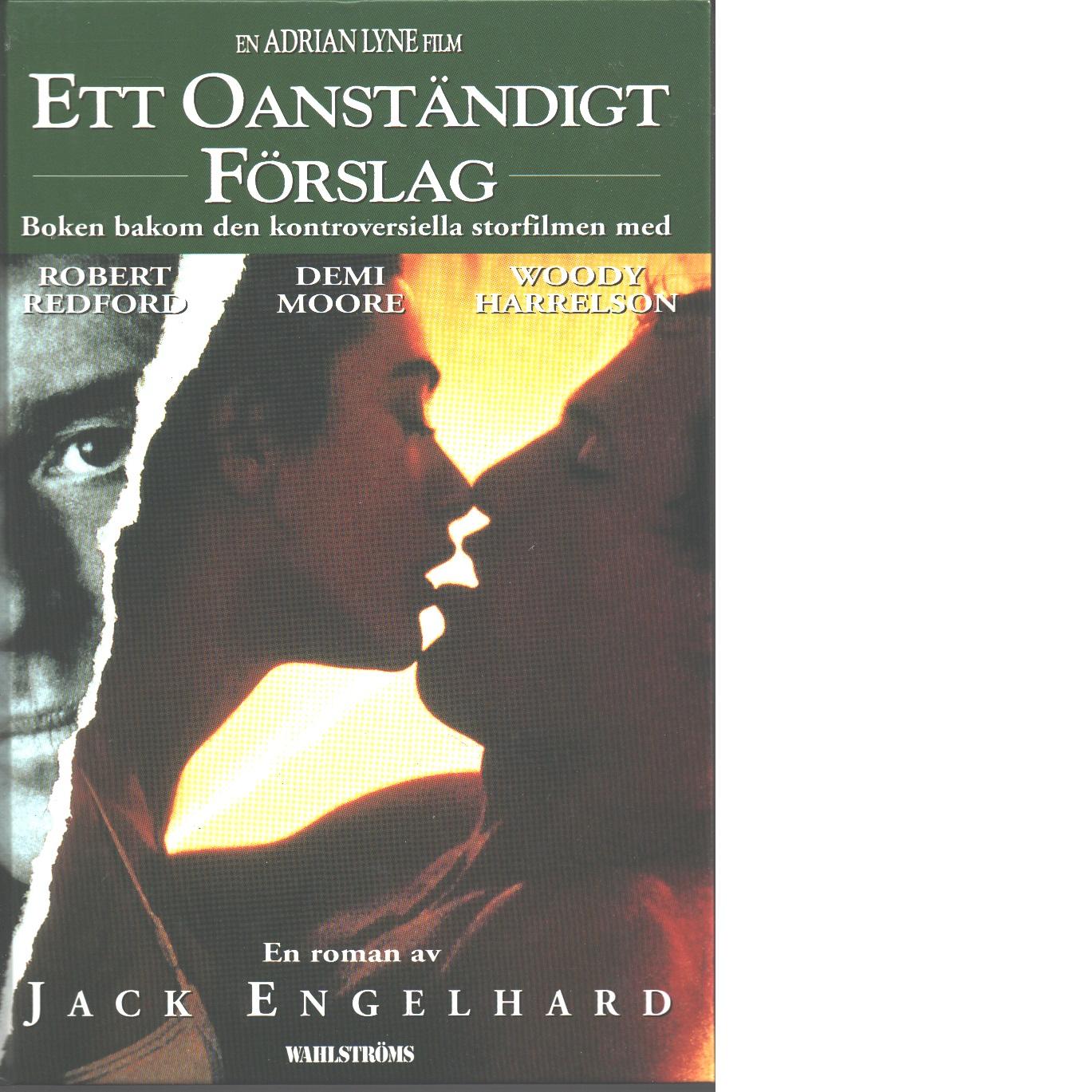 Ett oanständigt förslag - Engelhard, Jack