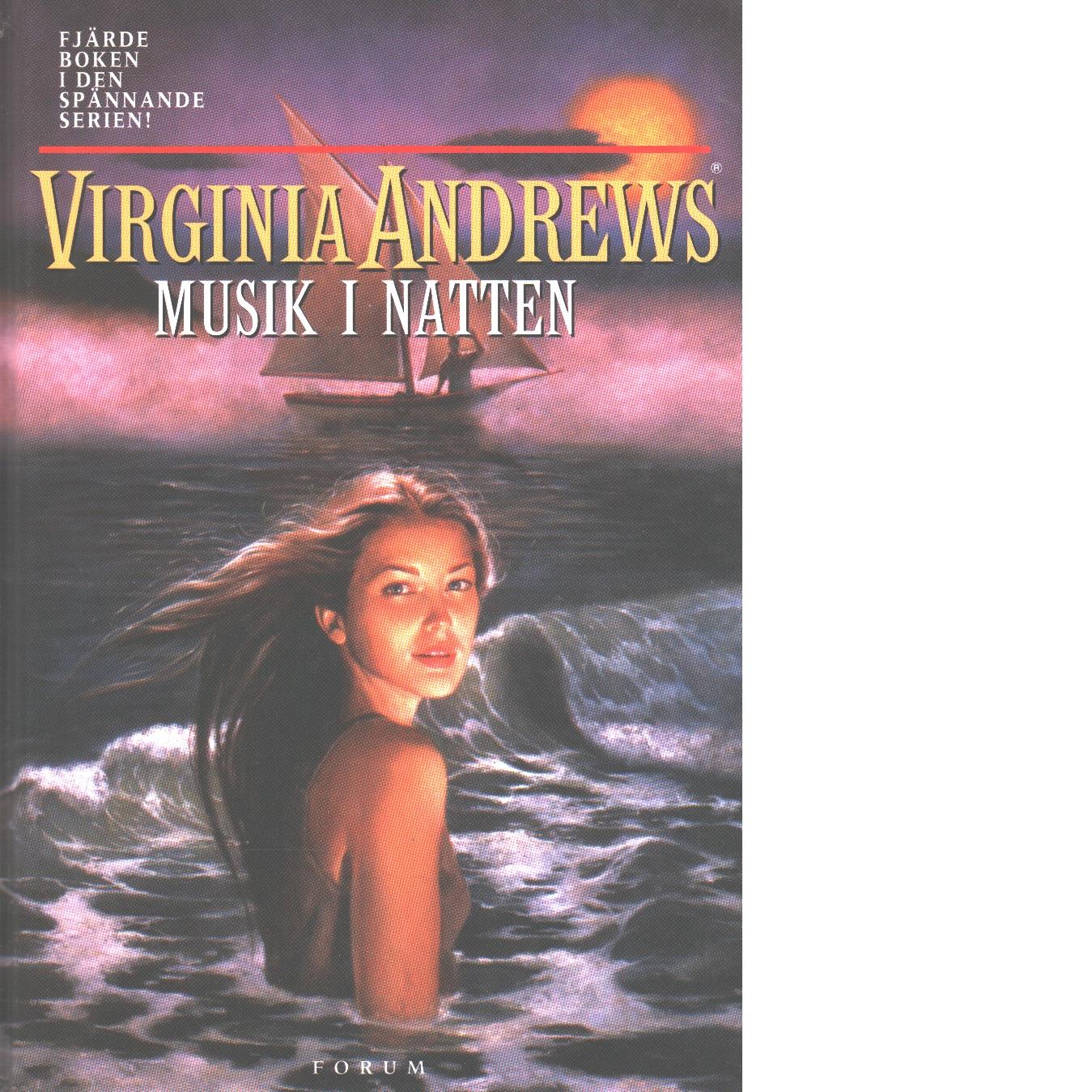 Musik i natten - Andrews, Virginia C.