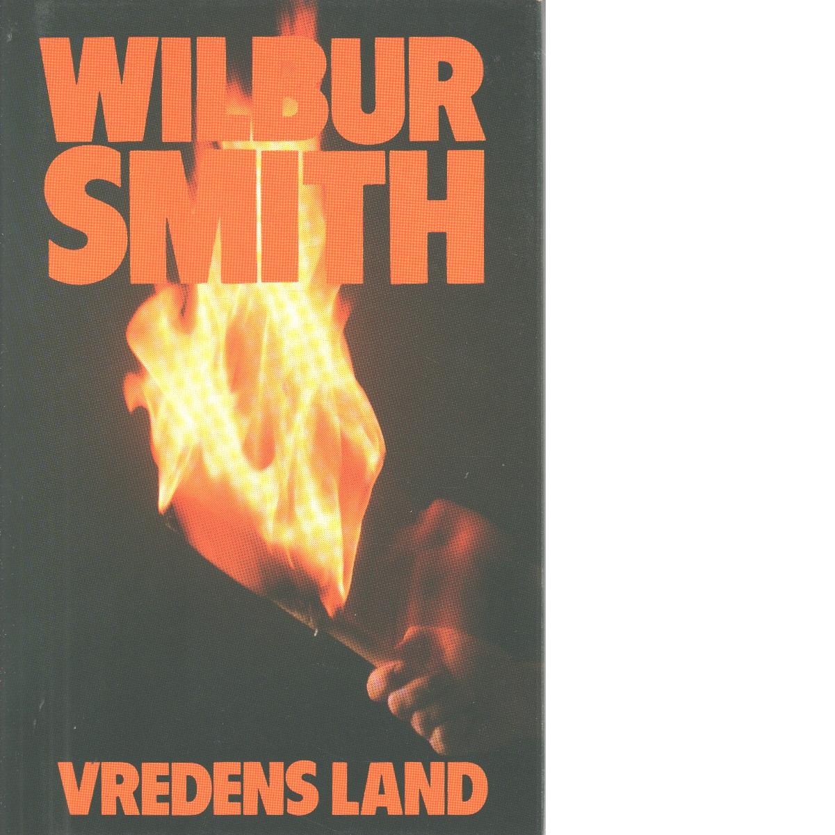 Vredens land - Smith, Wilbur