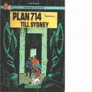 Tintins äventyr : Plan 714 till Sydney - Hergé