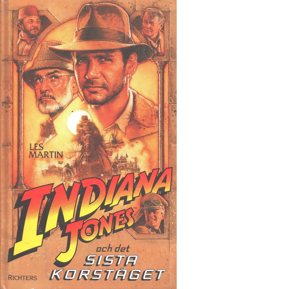 Indiana Jones och det sista korståget - Martin, Les