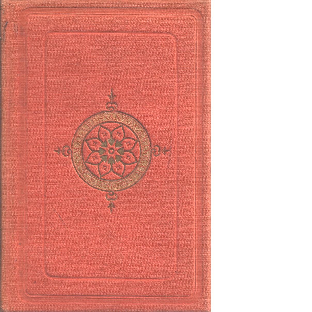 En målares anteckningar : utdrag ur dagböcker och bref - Lundgren, Egron