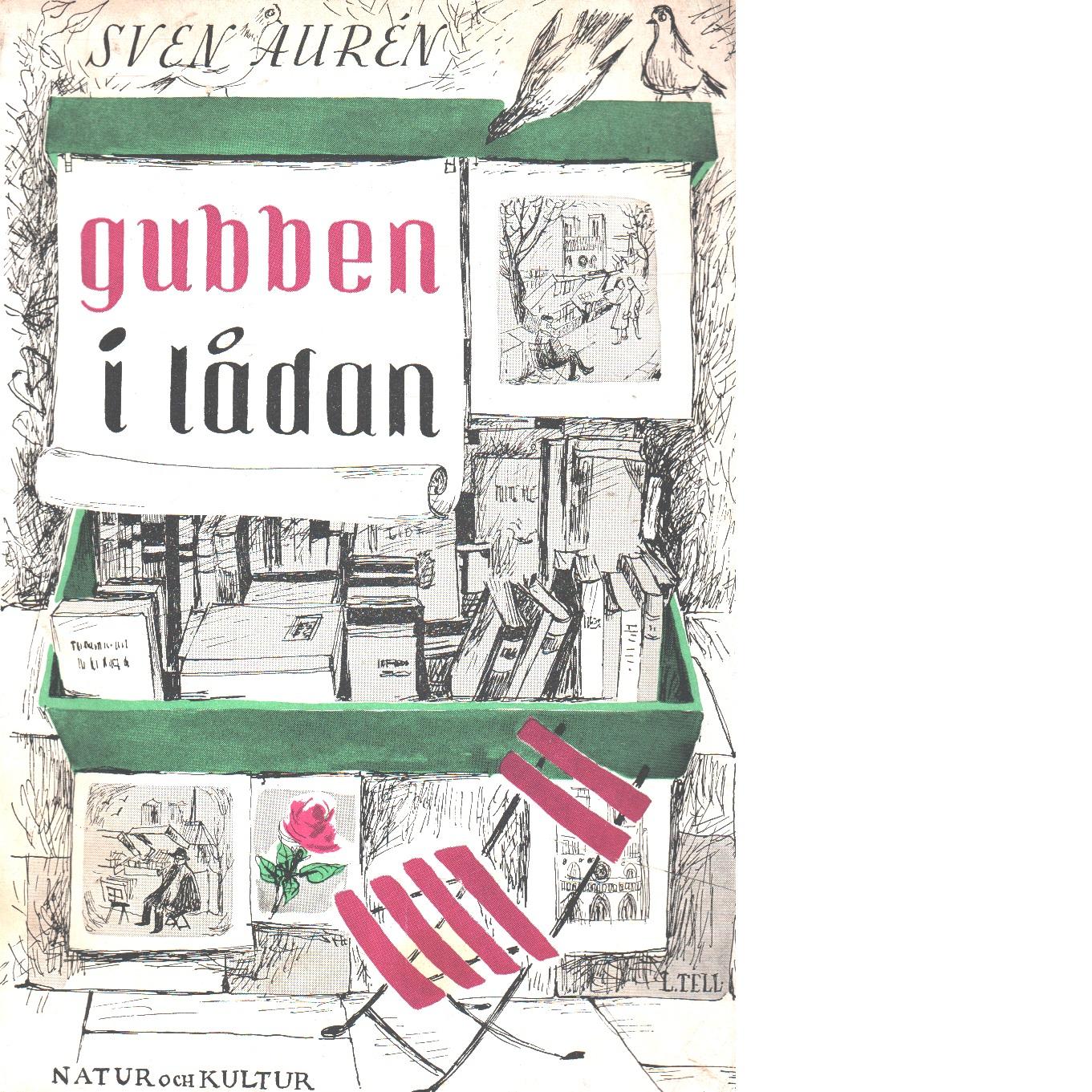 Gubben i lådan - Aurén, Sven