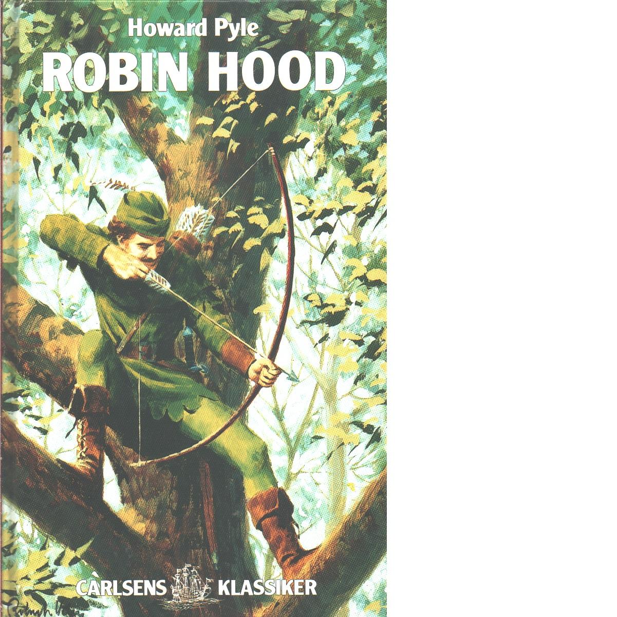 Robin Hood - Pyle, Howard