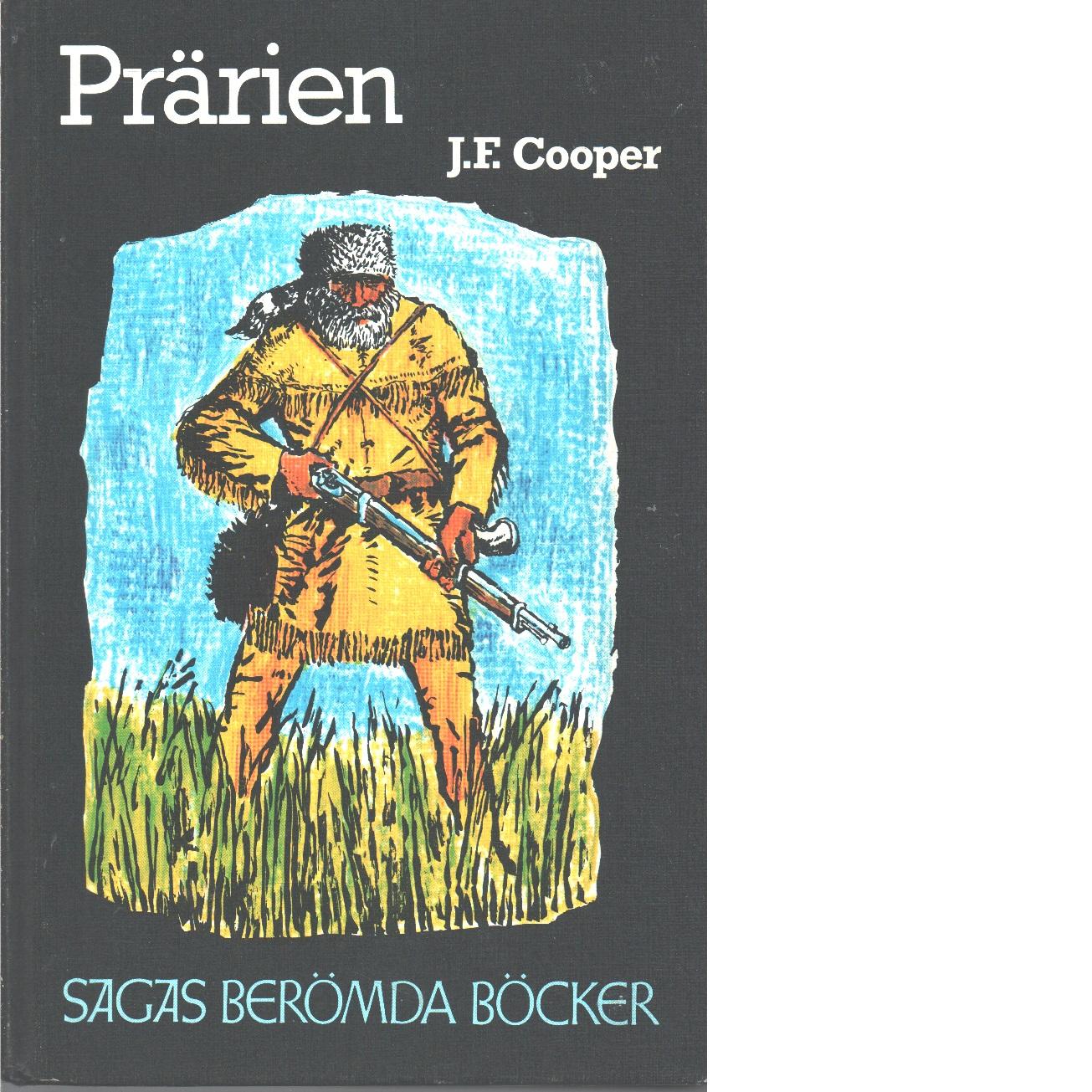 Prärien - Cooper, James Fenimore