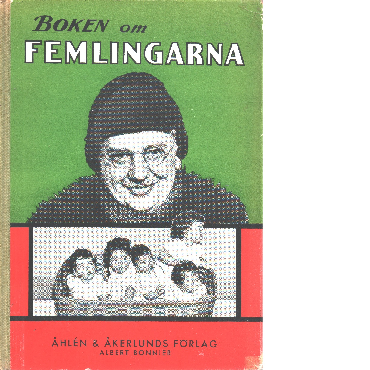 Boken om femlingarna - Kirilline, Louise
