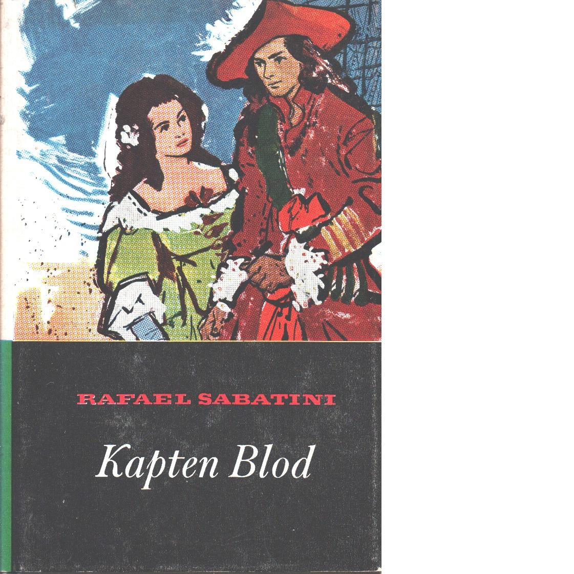 Kapten blod - Sabatini, Rafael