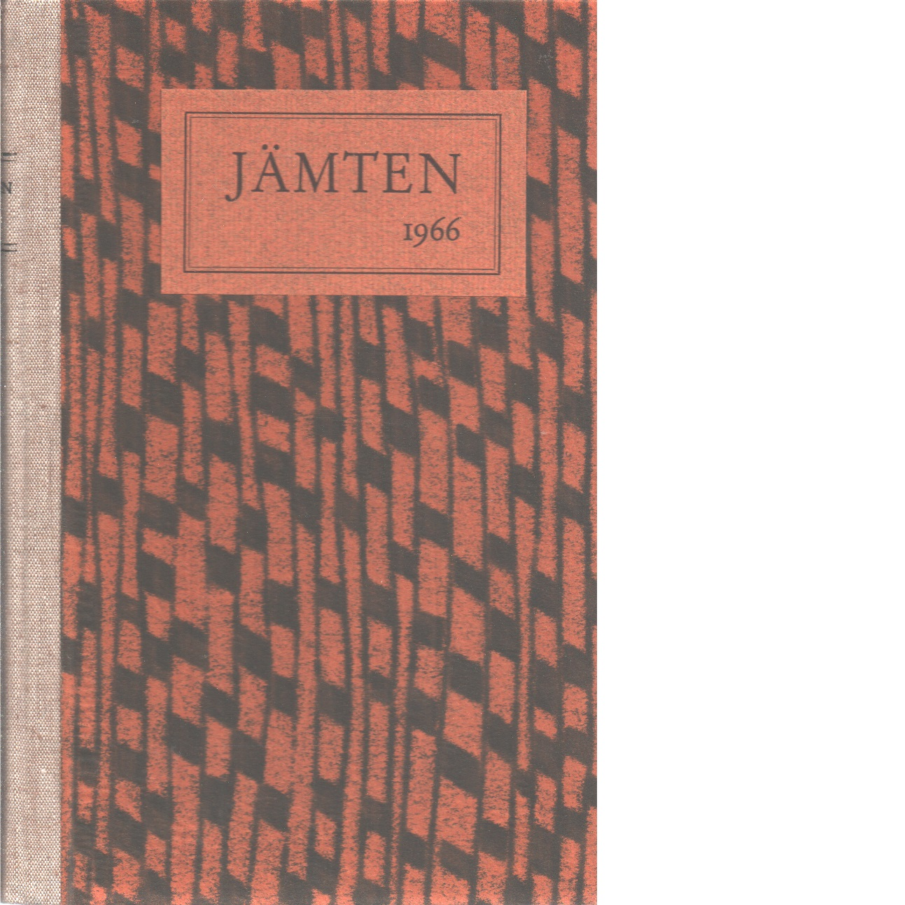 Jämten 1966 - Björkquist, Lennart