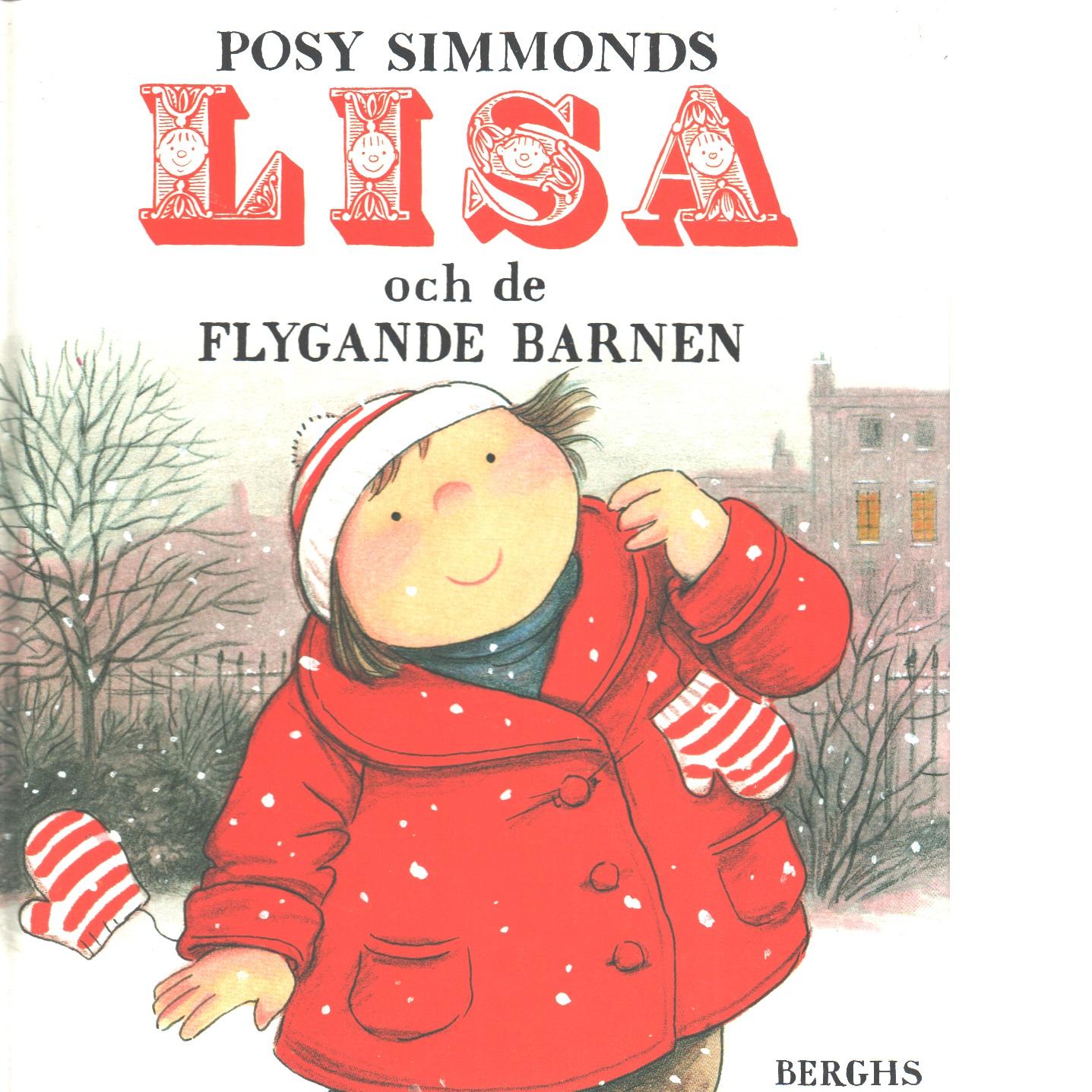 Lisa och de flygande barnen - Simmonds, Posy