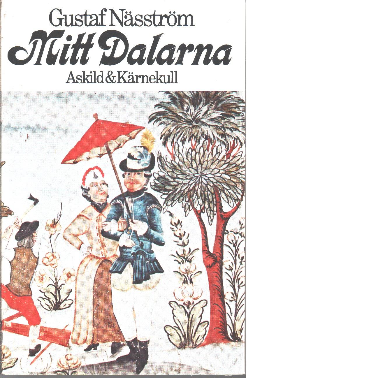 Mitt Dalarna. - Näsström, Gustaf