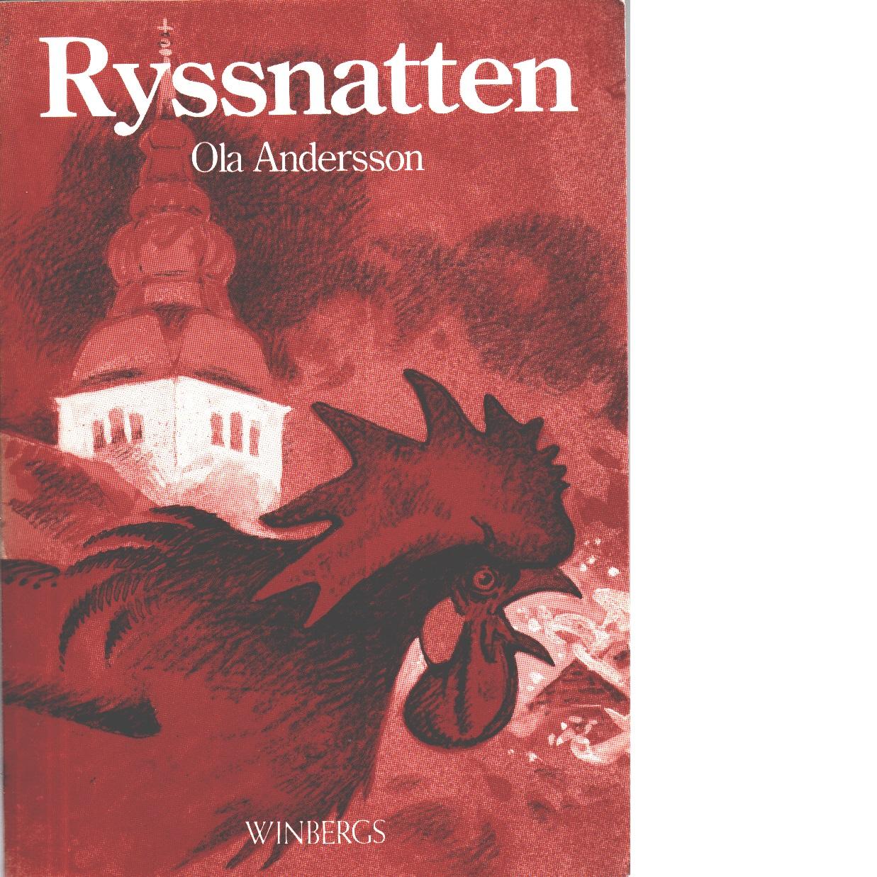 Ryssnatten - Andersson, Ola