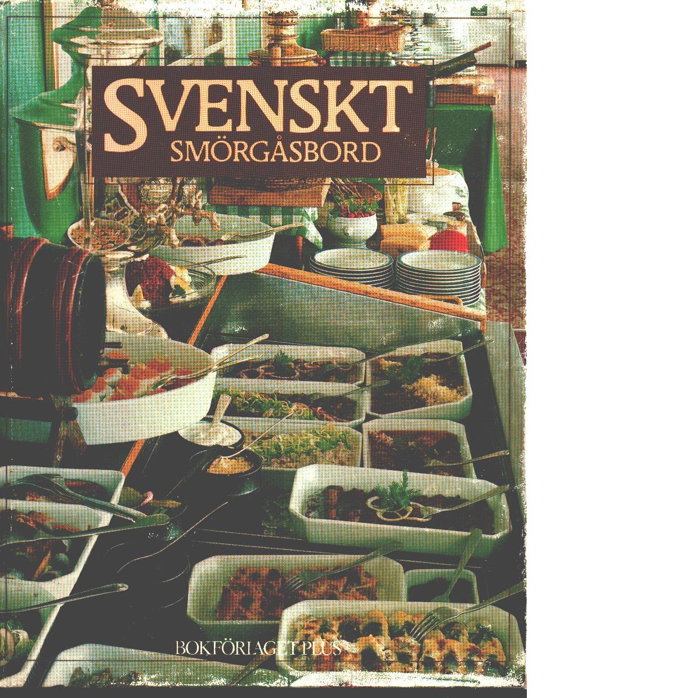 Svenskt smörgåsbord - Jansson, Puck