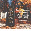 """Janne Vängmansällskapets dubbelårsbok 1986/1987 """"Gammelvägen"""" / - Red."""