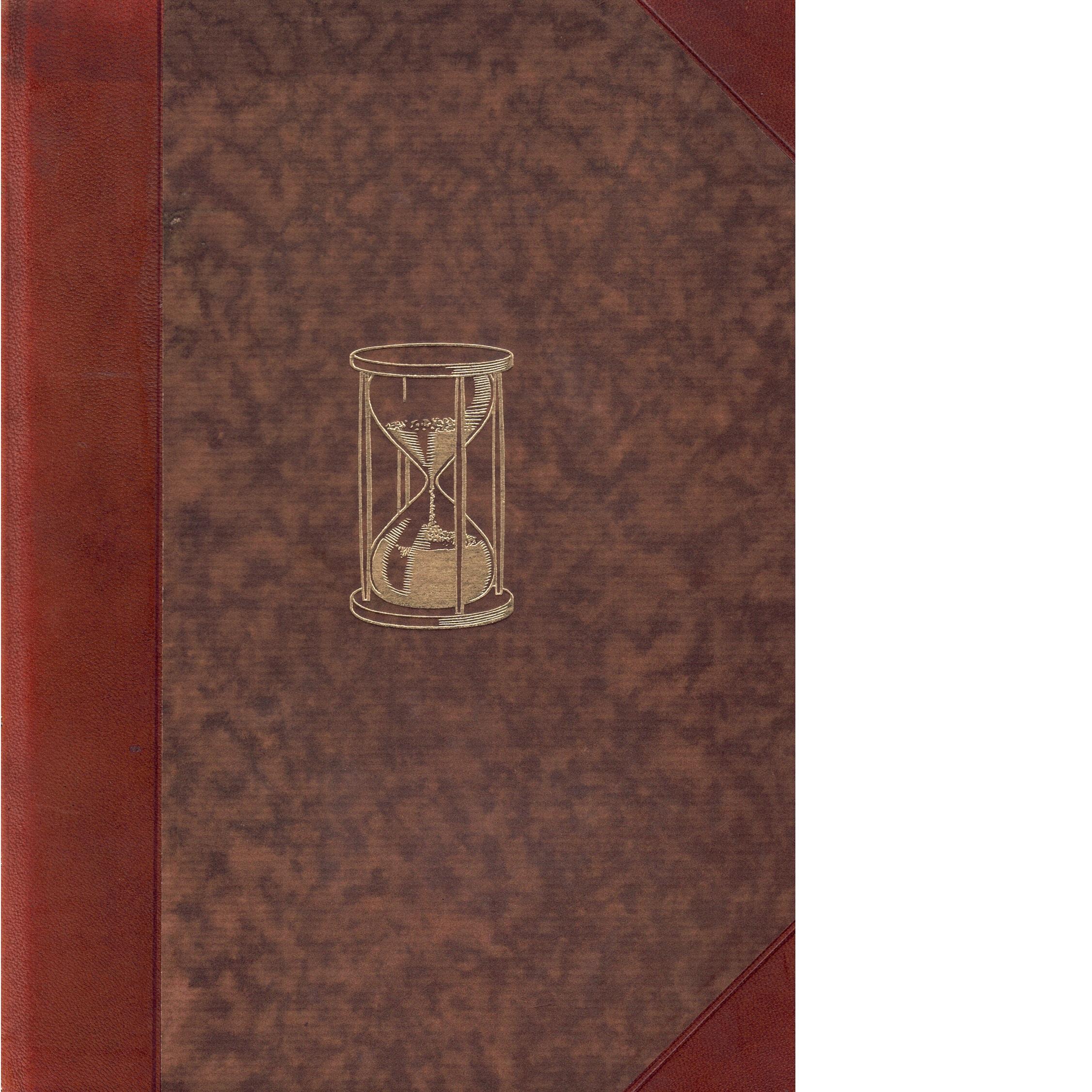 Jubileums -Bokfilmen - En krönika i ord och bild 1902-1952 - Olsson, Nils