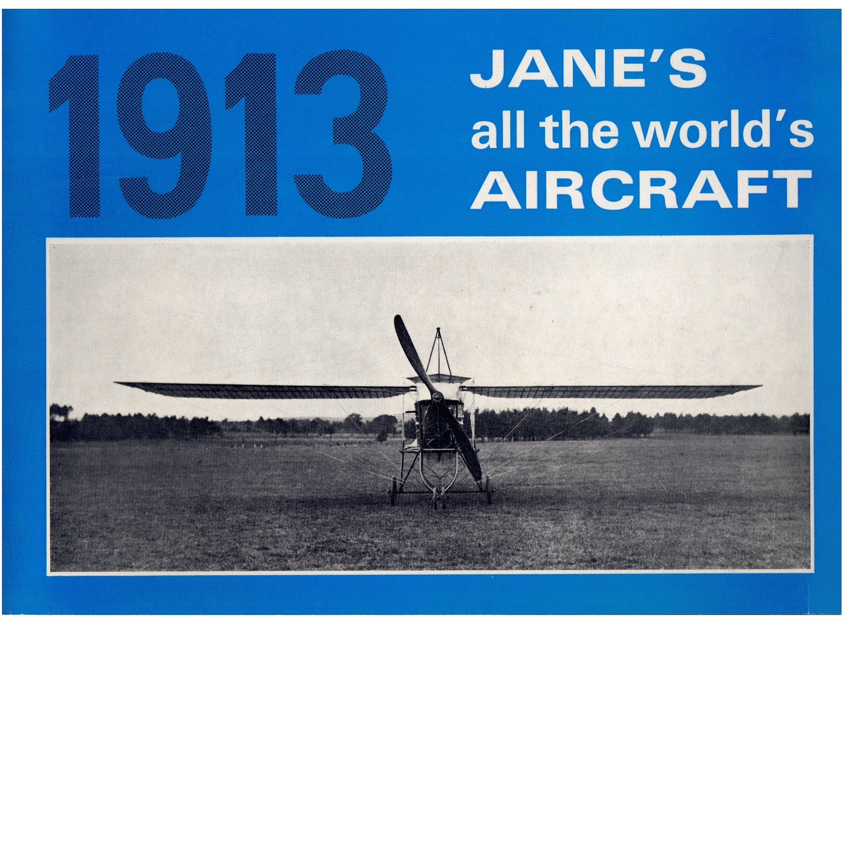 Janes All the Worlds Airships, 1913 - Jane, Fred T.