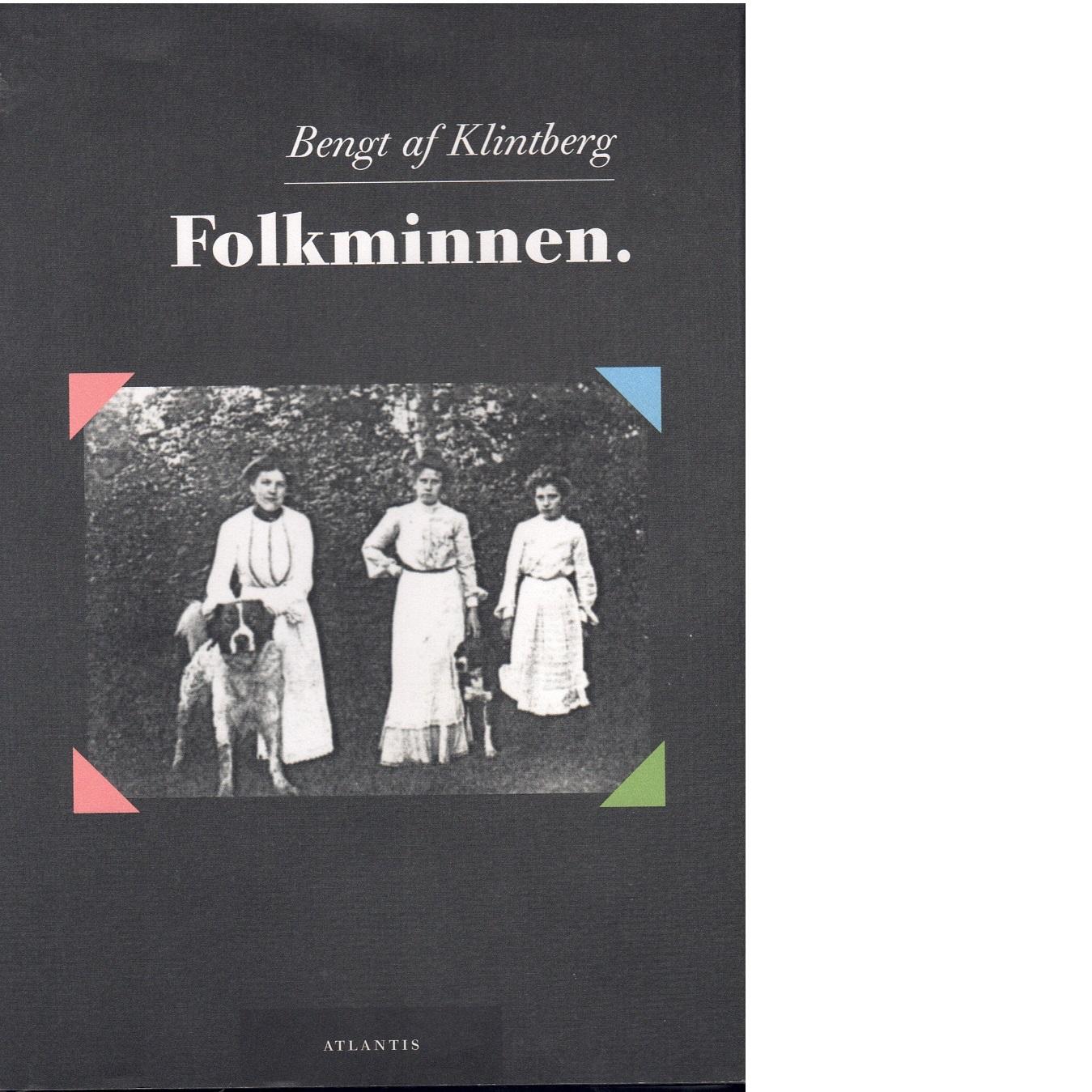 Folkminnen - Klintberg, Bengt af