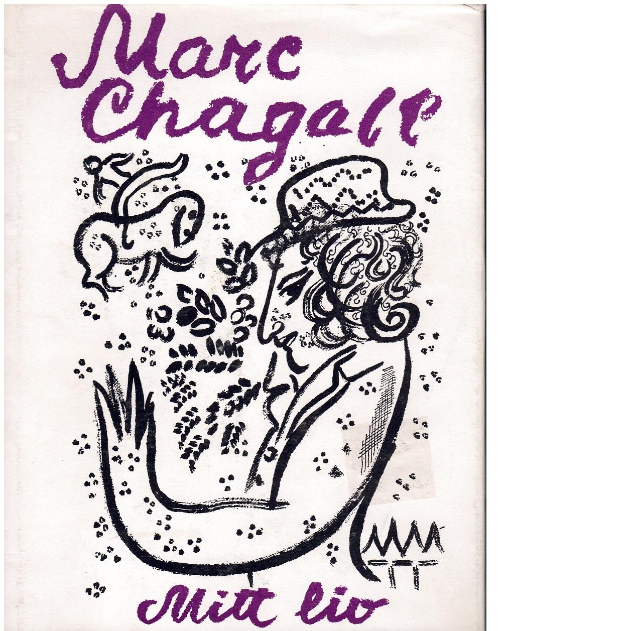 Mitt liv / Marc Chagall - Chagall, Marc