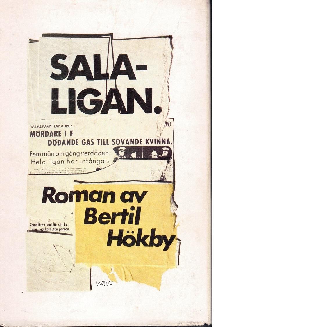 Salaligan - Hökby, Bertil