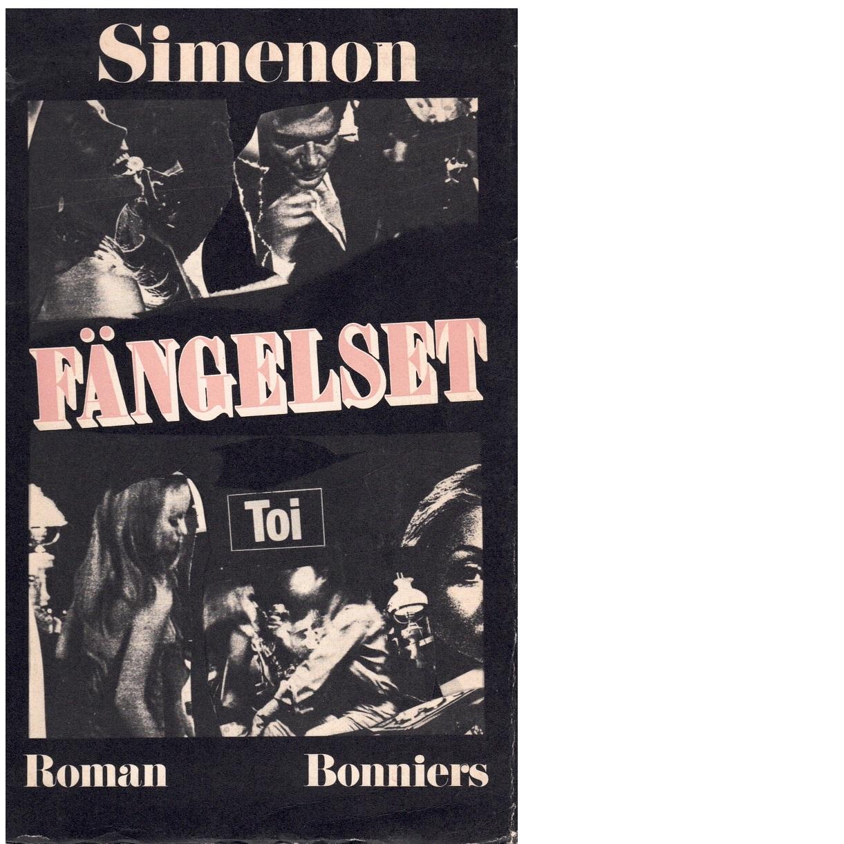 Fängelset - Simenon, Georges