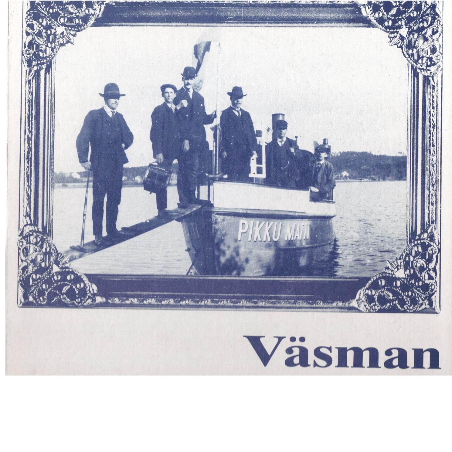 Väsman - Håkansson, Nils Göte