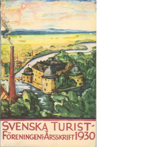 STF:s årsskrift 1930 - Red.