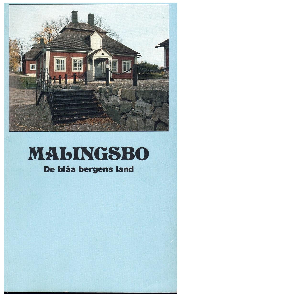 Malingsbo : de blåa bergens land - Dunderberg, Gösta