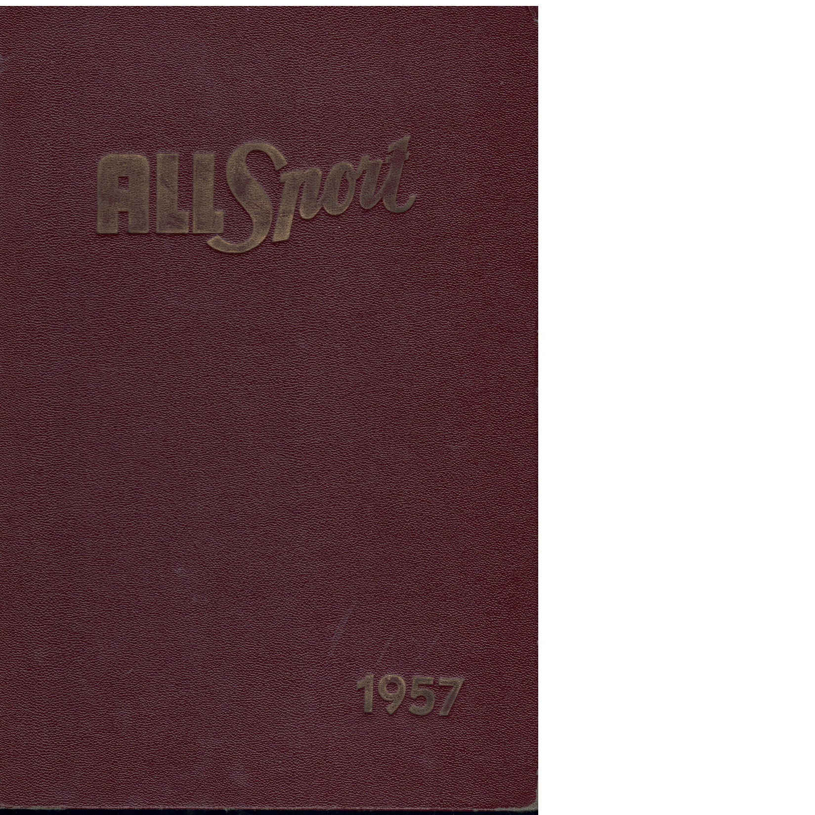 All sport 1957 1-12 - Red.