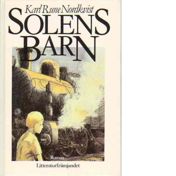 Solens barn - Nordkvist, Karl Rune